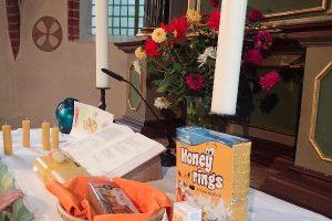 Erntedankgottesdienst in der St.-Georg-Kirche
