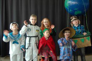 Rosenmontag 2020: Kostüme der Klassen