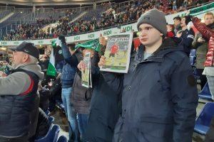 Stadionbesuch bei Hannover 96