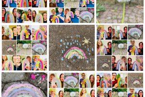 Wir machen einen Regenbogen – Du und Ich
