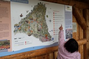 Ausflug zum Moorerlebnispfad in Resse